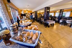 speisesaal des hotels - hotel costa mediterraneo, el arenal - mallorca