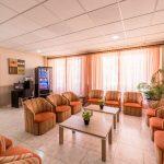 Lounge Salon in Hotel Costa Mediterraneo, Arenal - Mallorca