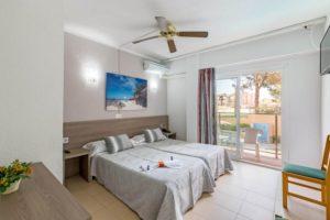 Habitaciones Hotel Costa Mediterraneo - El Arenal, Mallorca