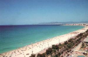 umgebung Hotel costa mediterraneo - el arenal, mallorca