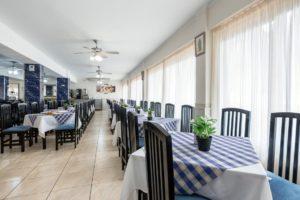 Comedor del Hotel Costa Mediterraneo, El Arenal - Mallorca