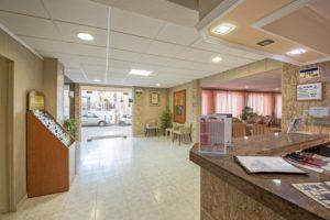 Reception - Hotel Costa Mediterraneo, El Arenal - Mallorca
